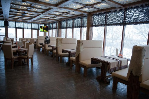 Отель Хантыйская Горка - фото 15