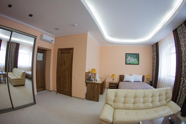 Отель Хантыйская Горка - фото 18