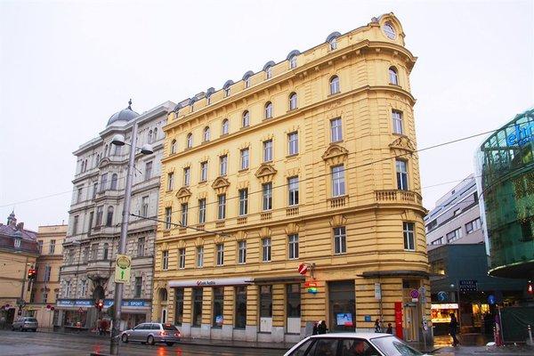 CheckVienna - Premium Apartment - фото 37