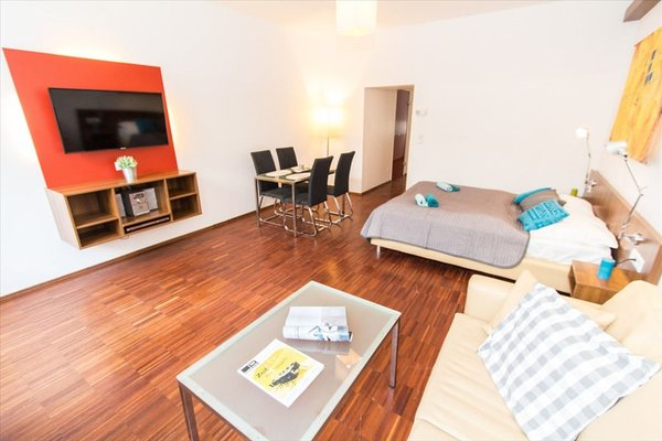CheckVienna - Premium Apartment - фото 12
