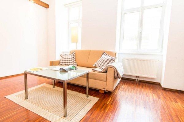 CheckVienna - Premium Apartment - фото 13