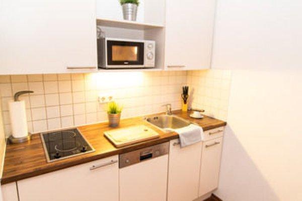 CheckVienna - Premium Apartment - фото 17