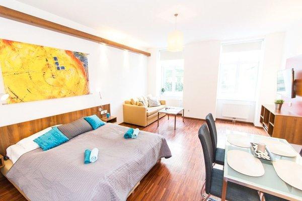 CheckVienna - Premium Apartment - фото 5