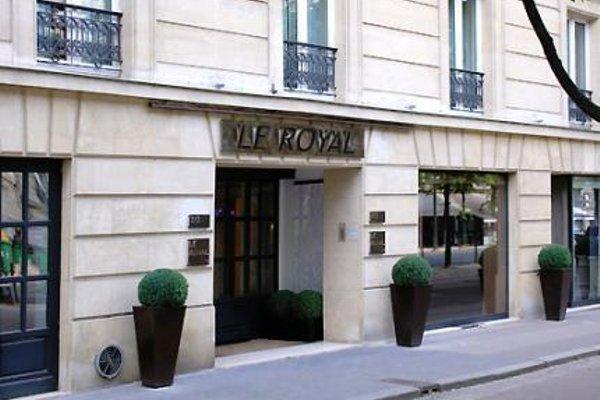 Hotel le Royal Rive Gauche - 20