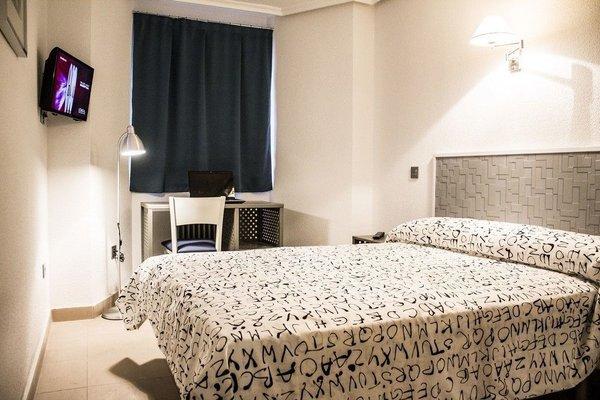Hotel Alda Centro Palencia - 50
