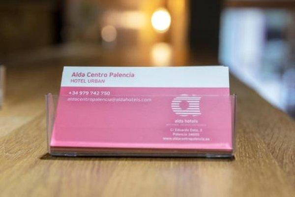 Hotel Alda Centro Palencia - 14