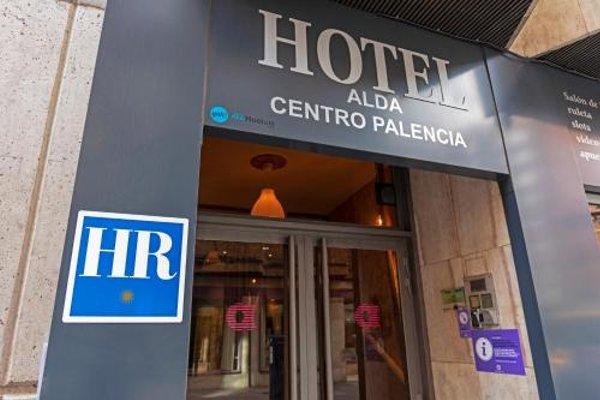 Hotel Alda Centro Palencia - 20