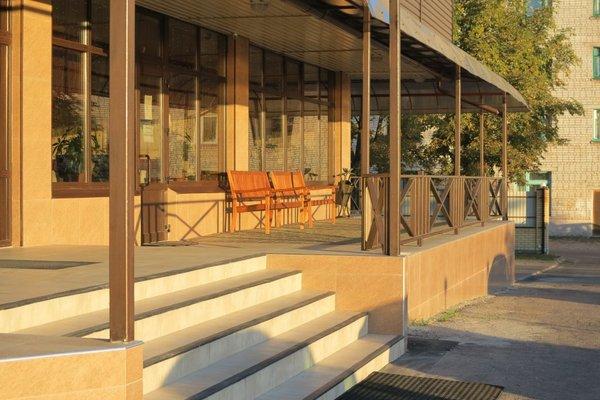 Гостиница Солнечный Ветер - фото 18