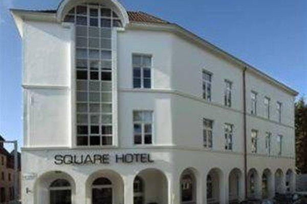 Square Hotel - фото 22