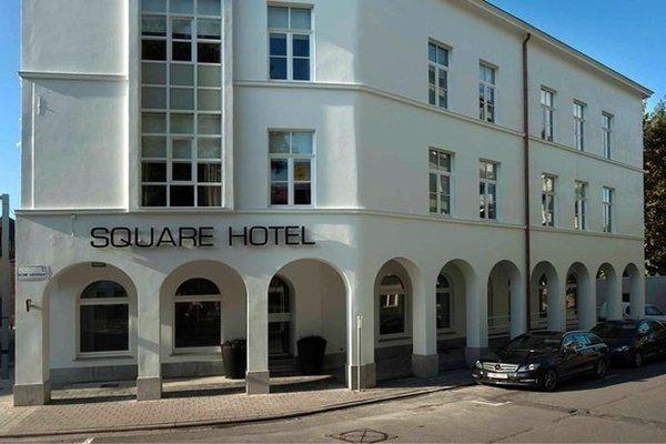 Square Hotel - фото 23