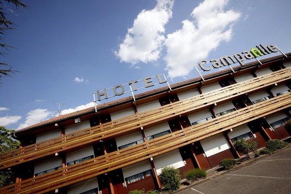 Campanile Conflans-Sainte-Honorine - фото 23