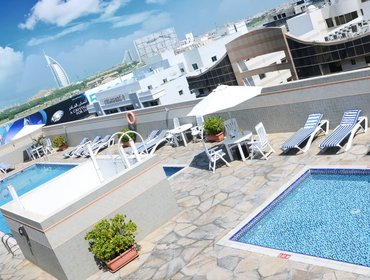 Гестхаус Rose Garden Hotel Apartments - Barsha
