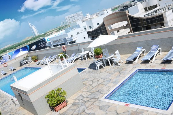 Rose Garden Hotel Apartments - Barsha - фото 35