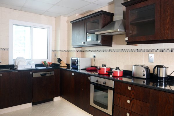Rose Garden Hotel Apartments - Barsha - фото 8