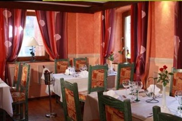 Hotel Restaurant A l'Ange - 12