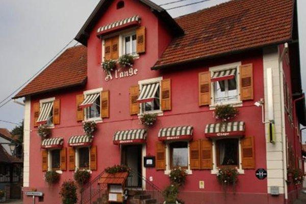 Hotel Restaurant A l'Ange - 23