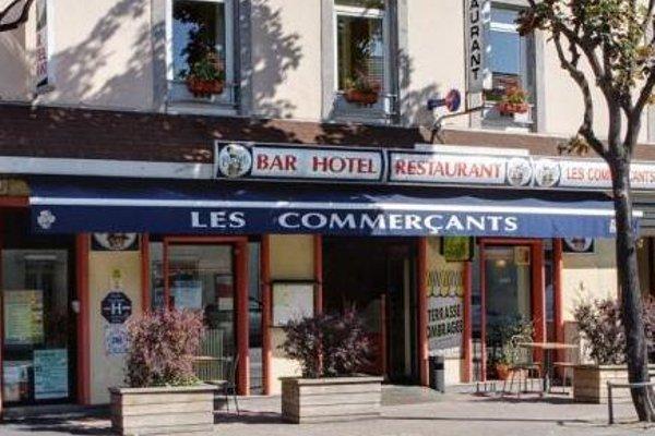 Hotel les Commercants - фото 20