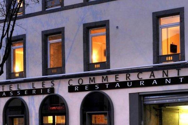 Hotel les Commercants - фото 21