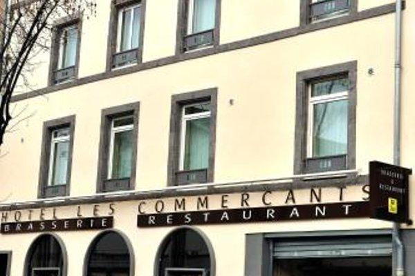 Hotel les Commercants - фото 22