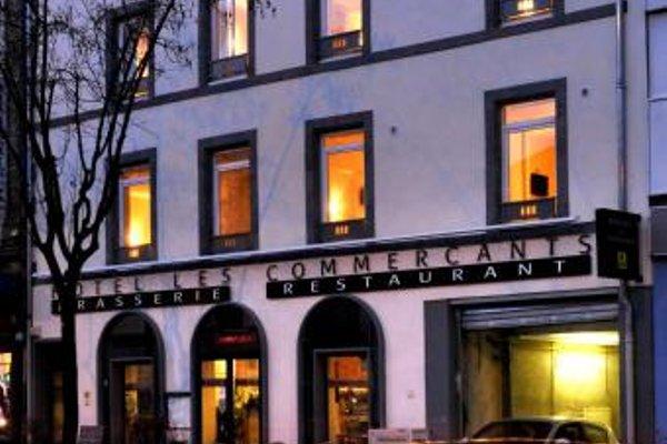 Hotel les Commercants - фото 23