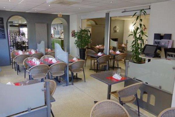 Hotel les Commercants - фото 7