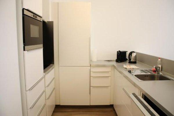GoVienna Luxury Oldtown Apartment - фото 23