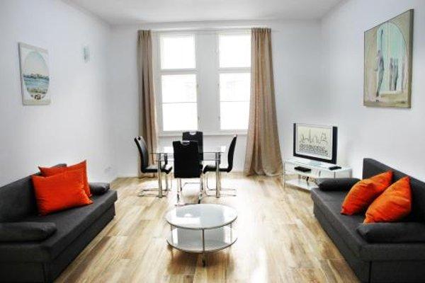 GoVienna Luxury Oldtown Apartment - фото 6