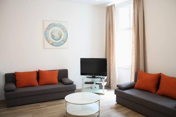 GoVienna Luxury Oldtown Apartment - фото 7