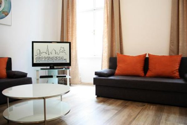 GoVienna Luxury Oldtown Apartment - фото 8