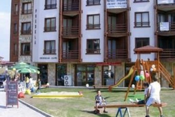Predela 1 Bansko Apartment - 10