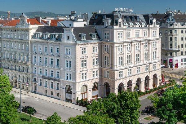 Hotel Regina - фото 19