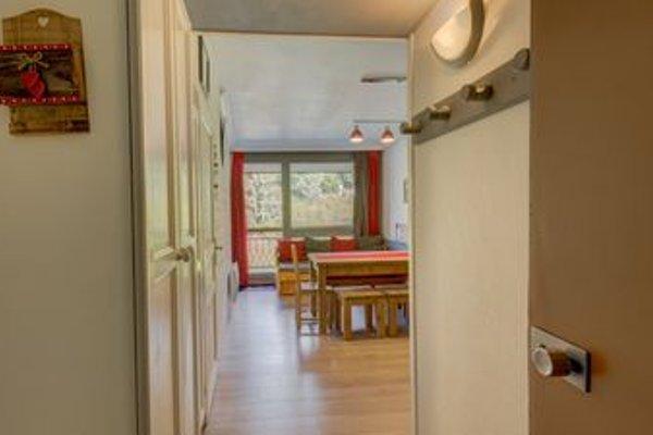 Apartment Le Thuria Les Arcs 1800 - фото 12