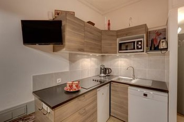 Apartment Le Thuria Les Arcs 1800 - фото 6