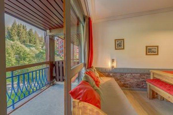 Apartment Le Thuria Les Arcs 1800 - фото 8