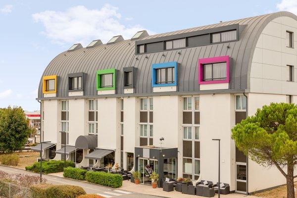 Armony Inter-Hotel Dijon Sud - фото 21