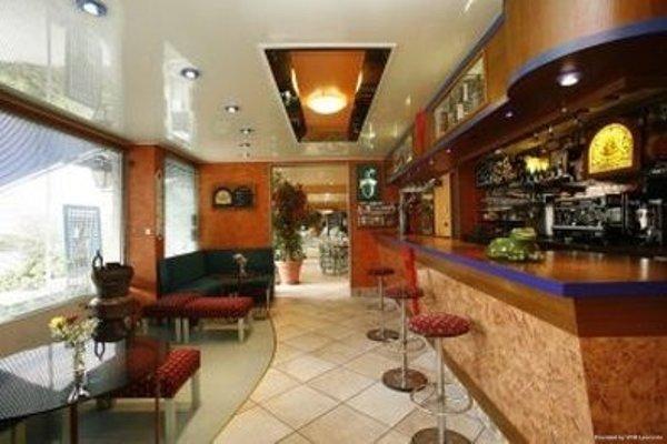 Armony Inter-Hotel Dijon Sud - фото 9