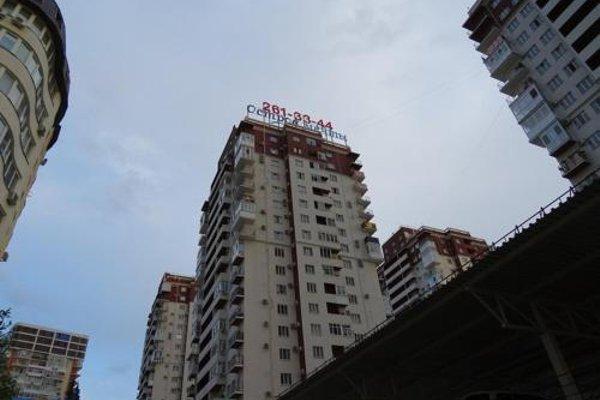 Апартаменты на Параллельной 9 - фото 19