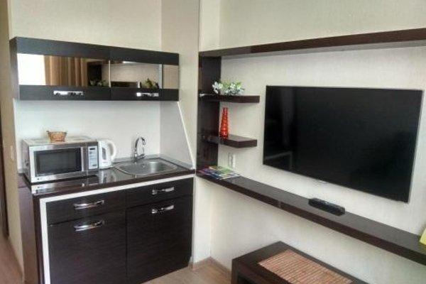 Мини-отель Алые Паруса - фото 16