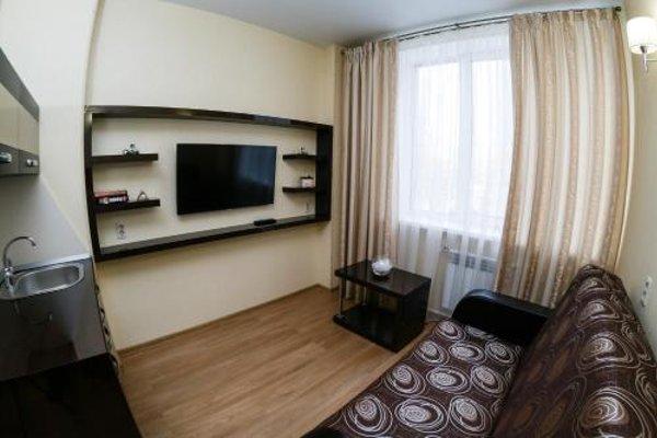 Мини-отель Алые Паруса - фото 21