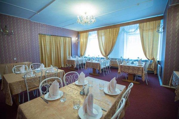 Санаторно-гостиничный комплекс Изовела - 13