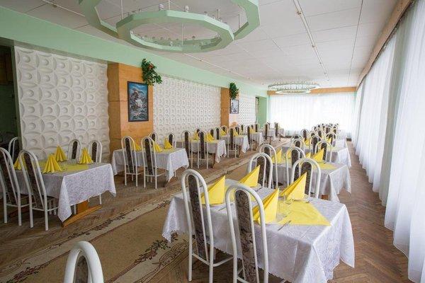 Санаторно-гостиничный комплекс Изовела - 14