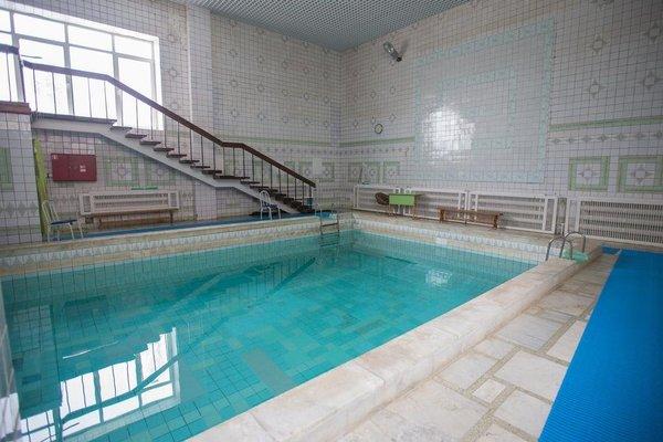 Санаторно-гостиничный комплекс Изовела - 16