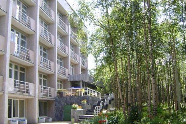 Санаторно-гостиничный комплекс Изовела - 17