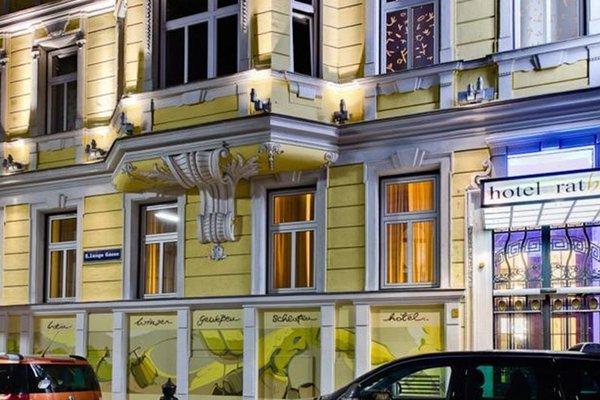 Hotel Rathaus - Wein & Design - фото 33
