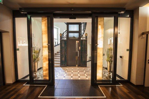Hotel Rathaus - Wein & Design - фото 12