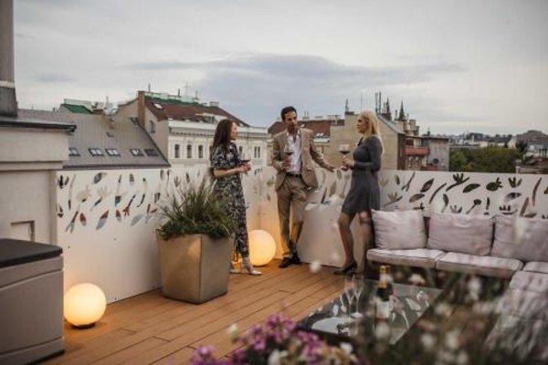 Hotel Rathaus - Wein & Design - фото 20