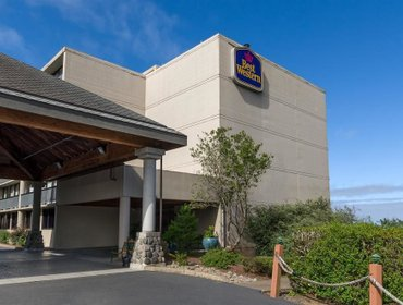 Гестхаус Best Western Agate Beach Inn