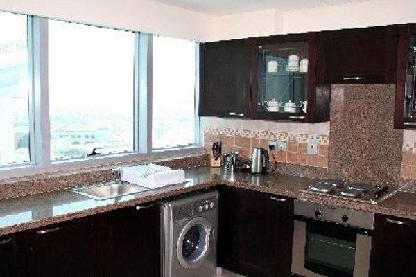 Апартаменты Dunes Hotel Apartments Al Barsha - фото 11