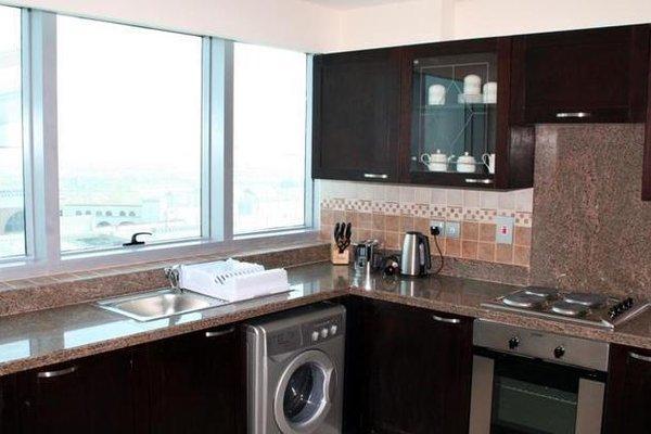 Апартаменты Dunes Hotel Apartments Al Barsha - фото 12