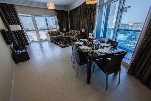 Апартаменты Dunes Hotel Apartments Al Barsha - фото 13